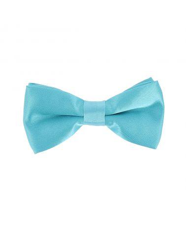 Noeud Papillon Enfant Bleu turquoise