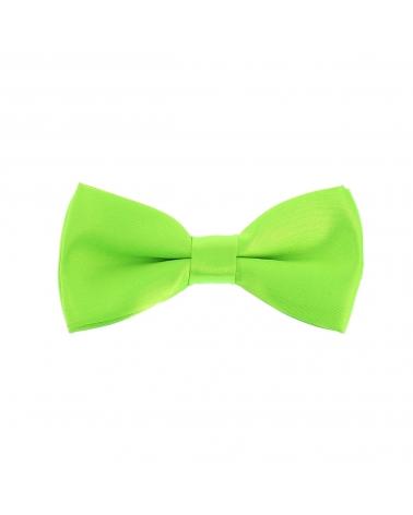 Noeud Papillon Enfant Vert fluo