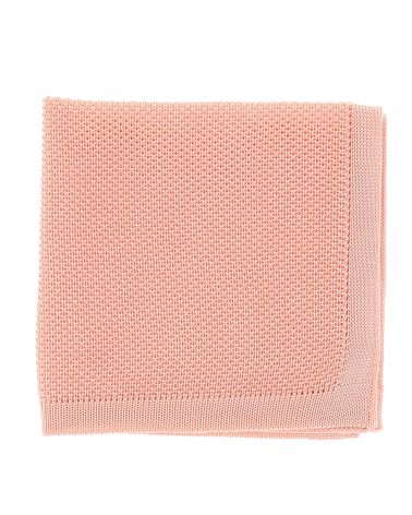 Pochette Costume Tricot Rose pale