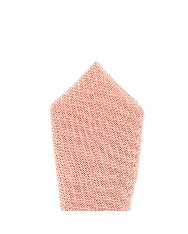 Pochette Costume Tricot Rose pale