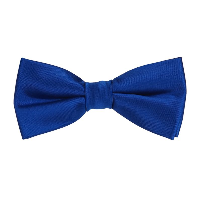 Noeud Papillon Bleu roi Premium
