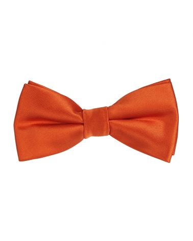 Noeud Papillon Orange Premium