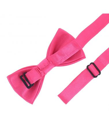 Noeud Papillon Enfant Rose vif