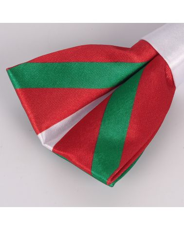 Noeud Papillon Drapeau Basque - Drapeau Pays Basque Ikurrina