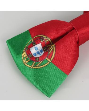Noeud Papillon Drapeau Portugais - Drapeau Portugal