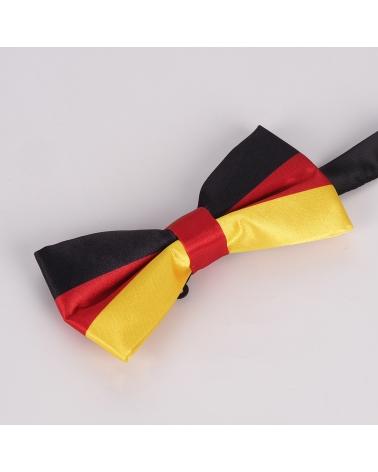 Noeud Papillon Drapeau Allemand - Drapeau Allemagne