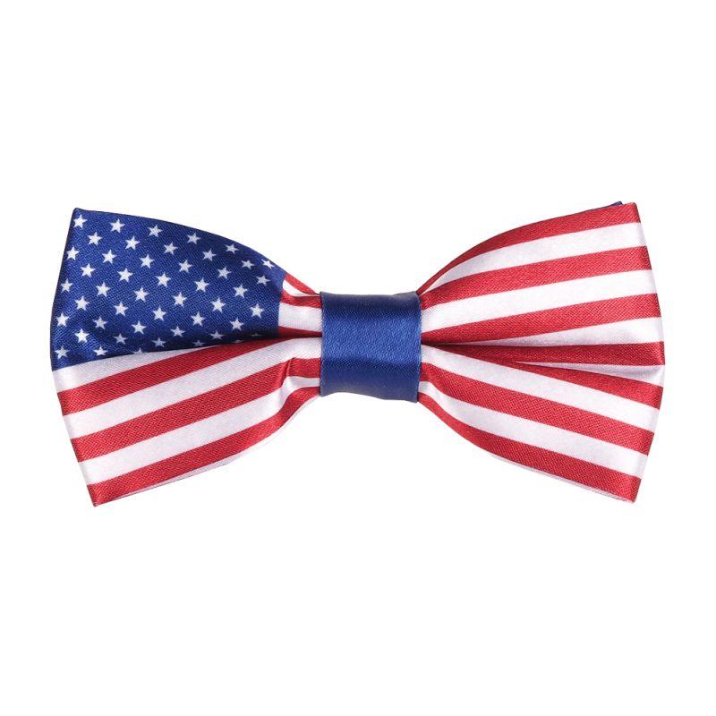 Noeud Papillon Drapeau Américain - Drapeau USA
