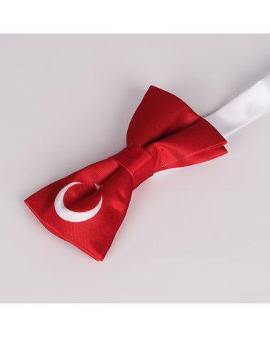 Noeud Papillon Drapeau Turc - Drapeau Turquie