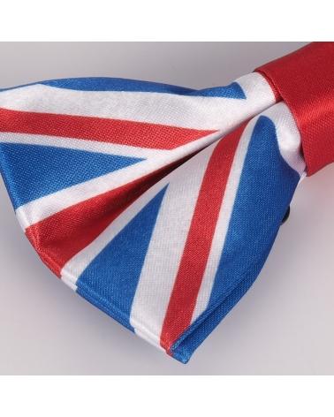 Noeud Papillon Drapeau Anglais - Drapeau Union Jack