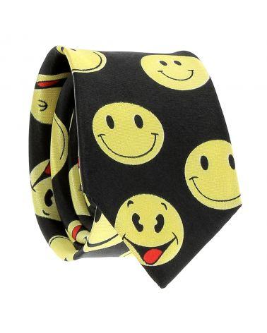 Cravate Smiley