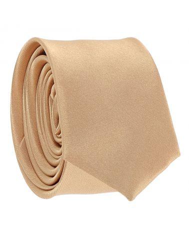Cravate Slim Cuivre