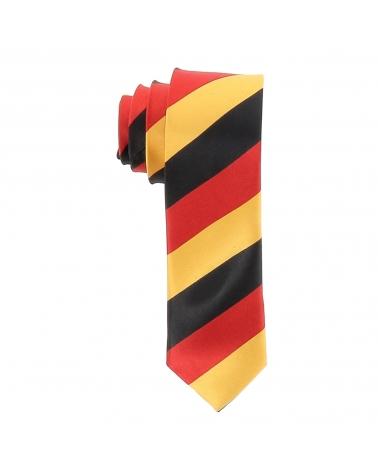 Cravate Drapeau Belge