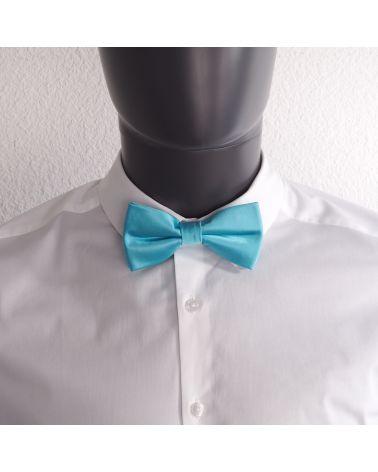Noeud Papillon Bleu turquoise Premium