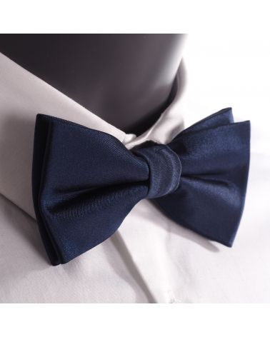 Noeud Papillon Bleu marine Premium