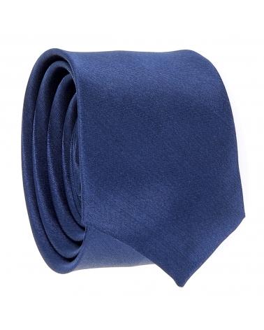 Cravate Slim Bleu foncé